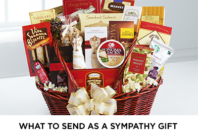 Article: What to Send as a Sympathy Gift