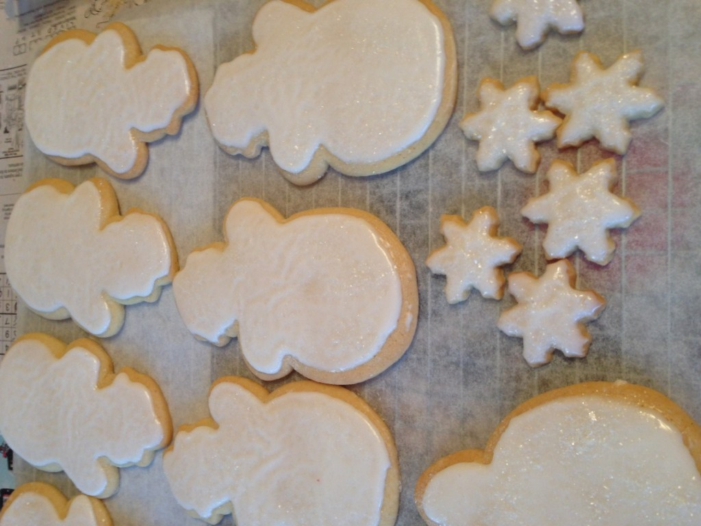 Sugar Cookie Artistry Frosted Cookies