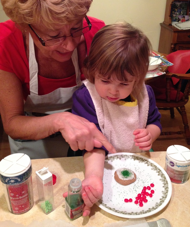 Sugar Cookie Artistry Helping Out