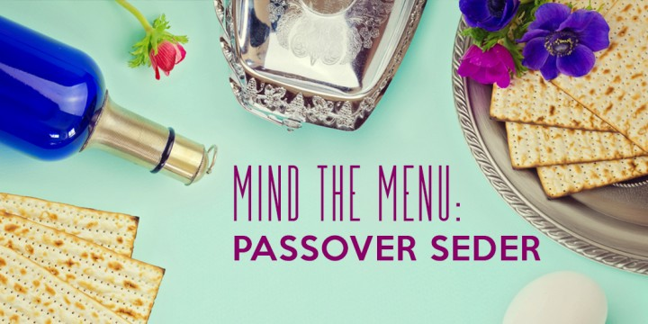 passover seder feature
