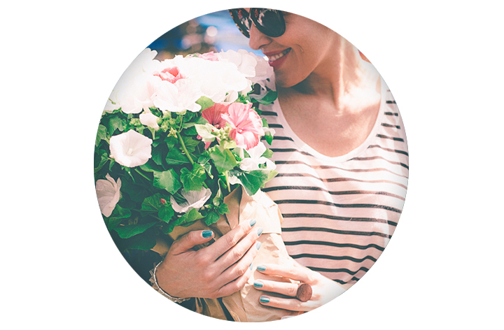 Deliver Valentine's Flowers Early
