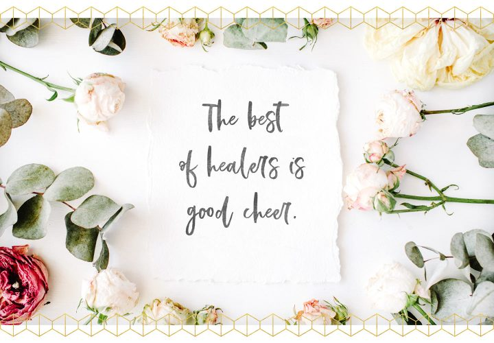 Get Well Wishes Quote