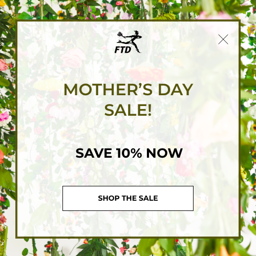 Mother's Day 10% Sale