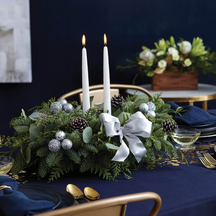 FTD Christmas Giveaway Centerpiece
