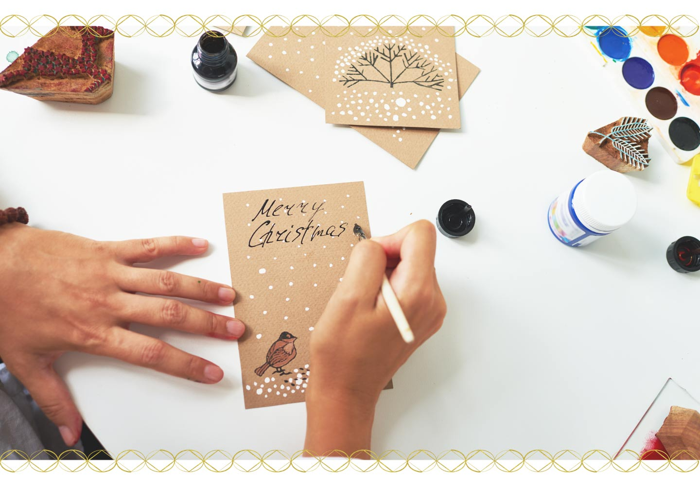 what to write in a holiday card