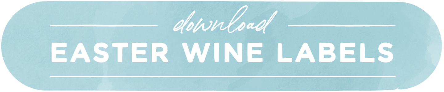 bluw download easter wine lables button