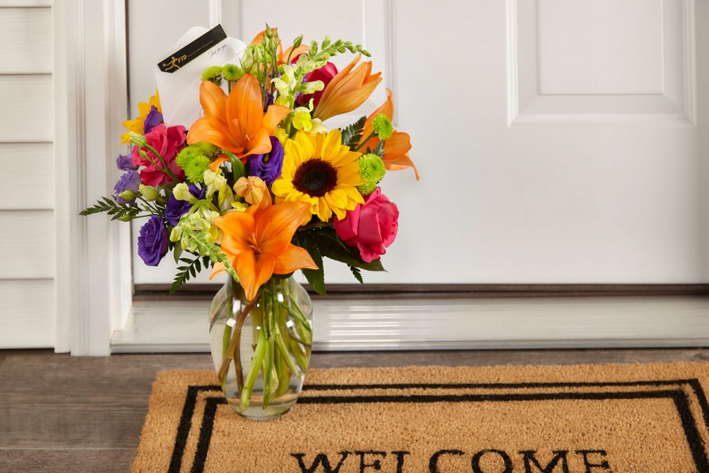 Mother's Day Flower Delivery to Your Door