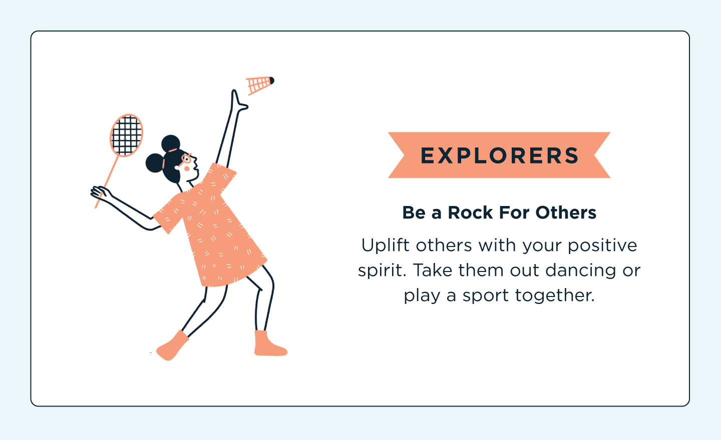 how explorers can cope with change and uncertainty