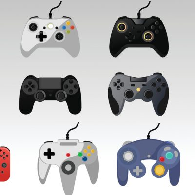 Gifts for Gamers: Console Controllers Picture