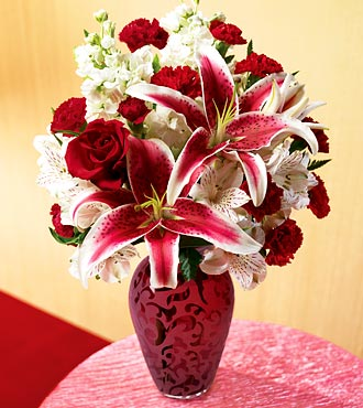 The FTD® Valentine's Day Bouquet