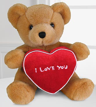 I Love You Message Bear by Build-A-Bear Workshop®