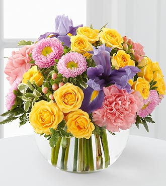 FTD Flowers - New Dream Flower Bouquet - Vase Included