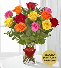 "The FTD® Mixed Rose""Say It Your Way""™ Bouquet"