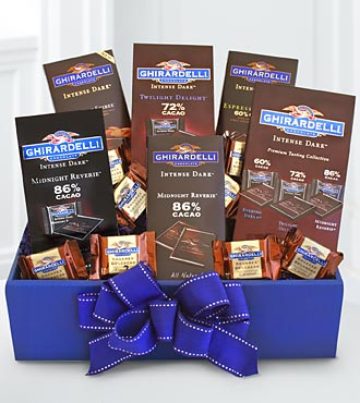Ghirardelli® Intense Chocolate