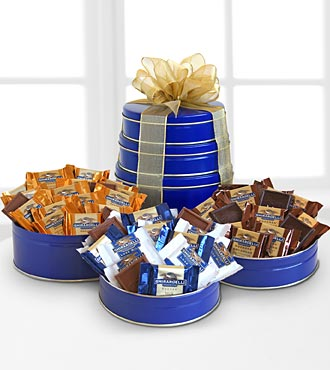 Ghirardelli Decadent Tower