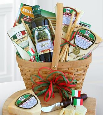 Viva Fromaggio Basket
