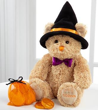 Tricksy - Godiva® Halloween Bear