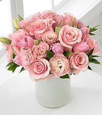 The FTD® Profoundly Pink™ Bouquet