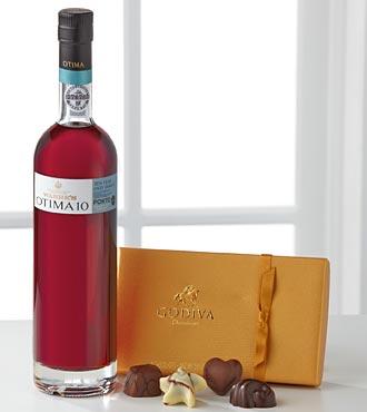 Warres Otima Port & Godiva® Chocolates