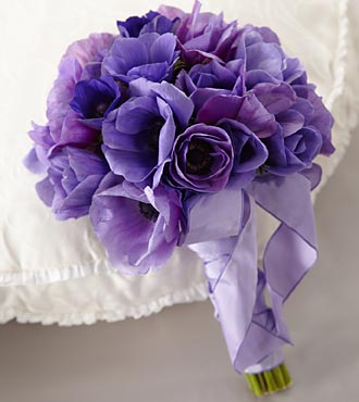 FTD Purple Passion Bouquet