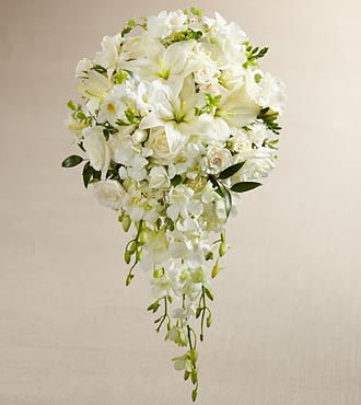 The FTD White Wonders Flower Bouquet